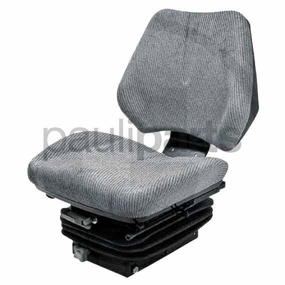 Sitz, mechanisch gefedert Schmalspurschlepper, Landmaschinen, Gabelstapler u.a.