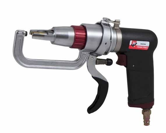 Eagle Druckluft Schweißpunkt Bohrmaschine, Druckluftbohrmaschine