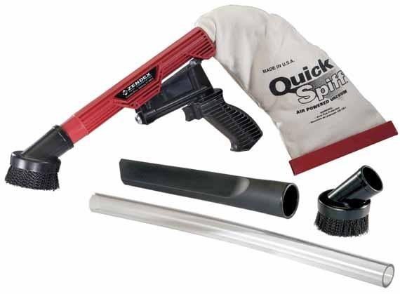 Druckluft Staubsauger, Vakuum-Staubsauger, Reiniger, Pneumatik, Sauger