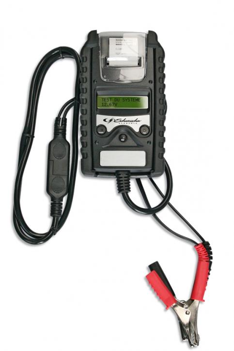 Batterieprüfgerät, Batterieprüfer, Batterie Prüfer, Prüfgerät Drucker 6 - 12 V